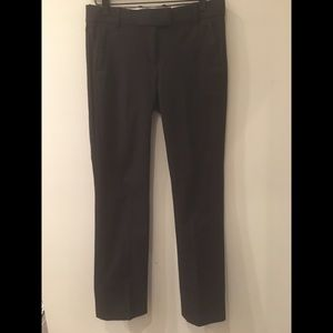 J Crew Campbell trousers stretch cotton size 2